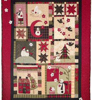 Catch a Christmas Star pattern