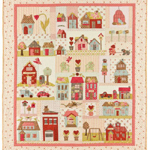 Tiny Town Block of the Month pattern