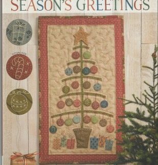 Season's Greetings by Anni Downs