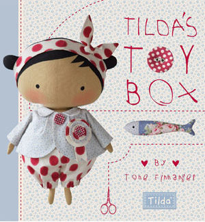 Tildas Toy Box book