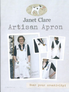 Artisan Apron pattern by Janet Clare