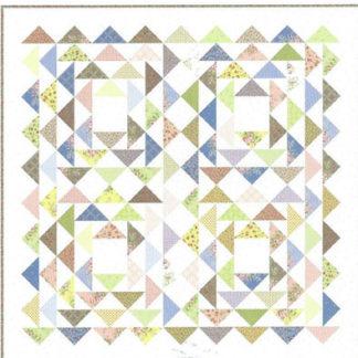 Frivol Quilt Kit 4 by Moda