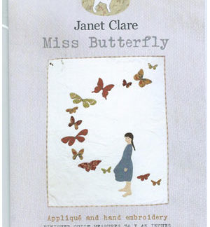Miss Butterfly by Janet Clare