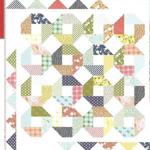 Frivol Quilt Kit 9