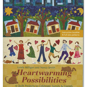 Heartwarming Possibilities Quilt pattern