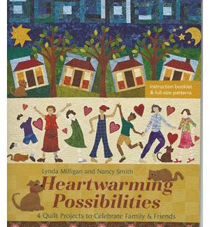 Heartwarming Possibilities Quilt pattern