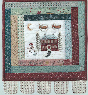 Little Winter Wonderland pattern