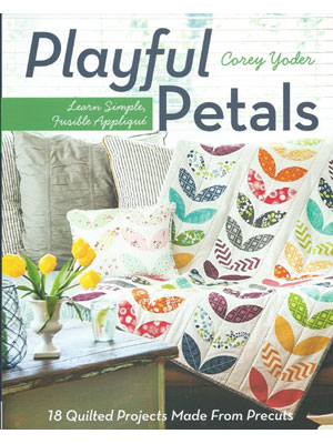 Playful Petals book by Corey Yoder