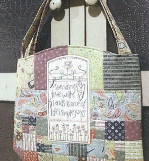 Sunshiny Day Bag pattern