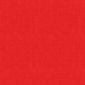 Red Linen Texture fat 1/4