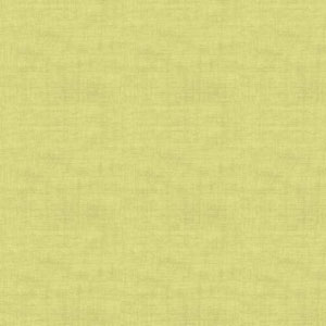 Lime Linen Texture fabric