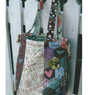 Home Sewn Sampler Bag pattern
