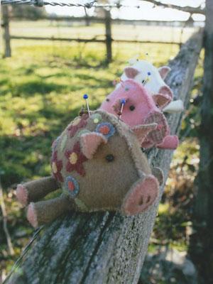 Pin Pig pattern