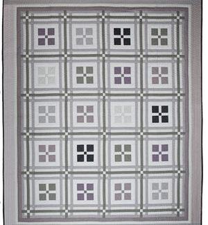 True Neutral quilt pattern