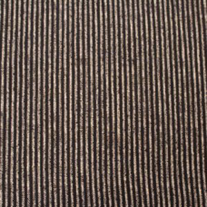 Japanese Textured Woven Fabric - Lines Indigo