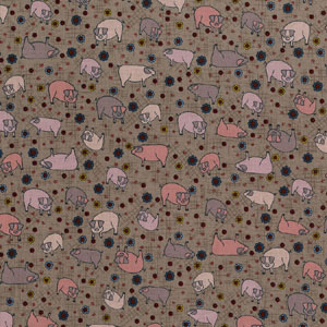 High Meadow Farm - Pigs in the Mud, Clay
