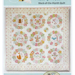 Beyond the Porch Block of the Month Set