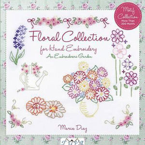 Floral Collection for Hand Embroidery