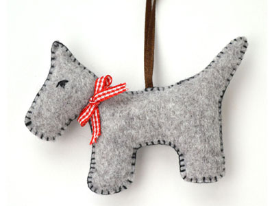 Grey Dog Kit