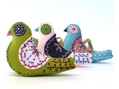 Scandinavian Birds Kit