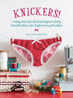Knickers by Delia Adey & Erika Peto