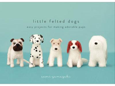 Little Felted Dog Book