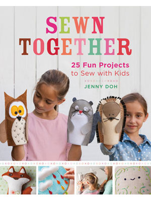 Sewn Together book