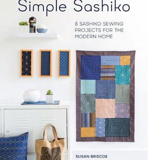 Simple Sashiko by Susan Briscoe