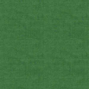 Grass Green - Linen Texture Fabric