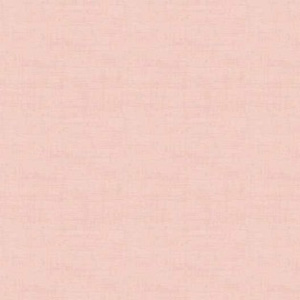 Pale Pink - Linen Texture Fabric