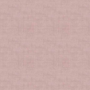 Rose - Linen Texture Fabric