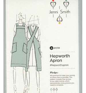 Hepworth Apron pattern