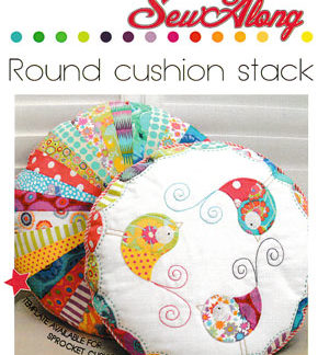 Round Cushion Stack & Wedge Template