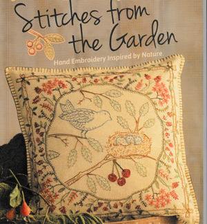 Stitches from the Garden by Kathy Schmitz