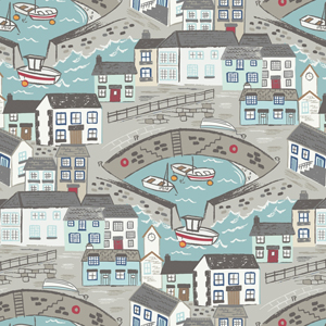 Marine & Harbourside Fabric