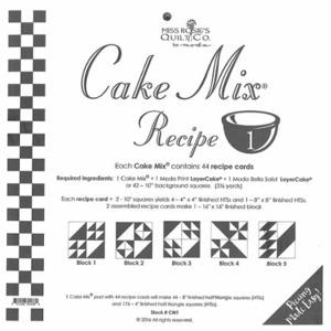Moda Cake Mix Recipe 1