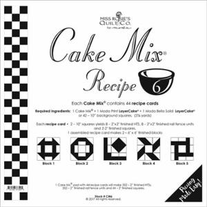 Moda Cake Mix Recipe 6