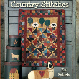 Bobbin Country Stitches book by Els Feteris