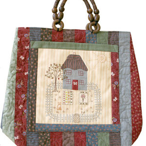 Butterfly Cottage Bag pattern