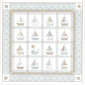 Cape Cod Baby Quilt pattern
