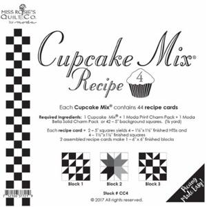 Moda Cupcake Mix Recipe 4