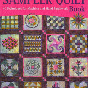 The Essential Sampler Quilt Book by Lynne Edwards