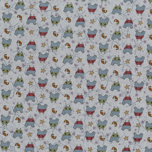 Summer Holiday - Days of Summer - Seaside Fabric
