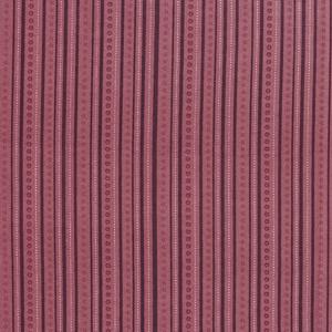 Summer Holiday - Deckchair Stripe - Shrimp Fabric