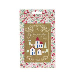 Tilda Cottage - Paper Piece Applique Village Pack