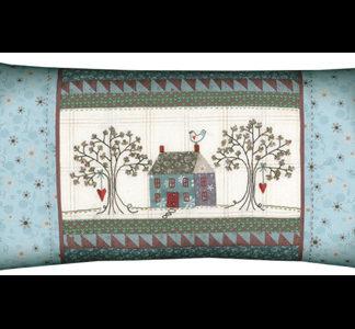 Annie's Cottage Pillow pattern