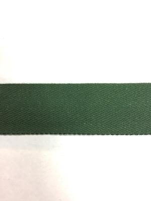 50m Dark Green Bunting Tape - 30mm wide