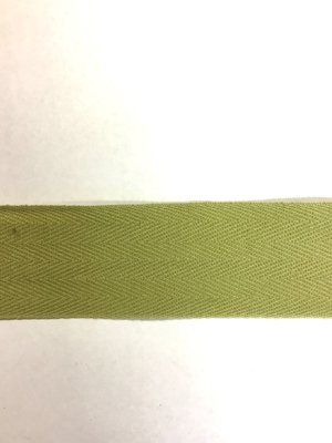 50m roll Khaki Bunting Tape 30mm wide
