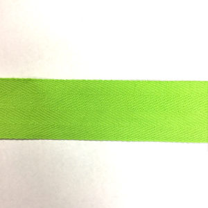 Lime Bunting Tape 30mm