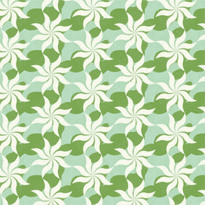 Tilda Cottage - Fireworks Sage Fabric